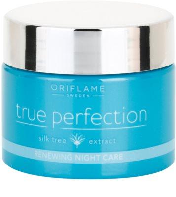 Oriflame True Perfection crema de noapte cu efect de anti imbatranire