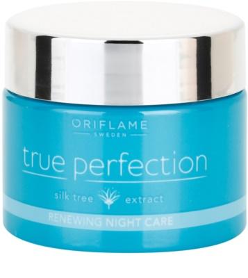 Oriflame True Perfection megújító éjszakai krém