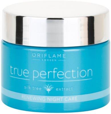 Oriflame True Perfection възстановяващ нощен крем