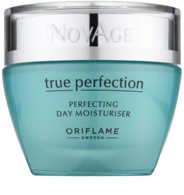 Oriflame Novage True Perfection озаряващ и хидратиращ крем за перфектна кожа