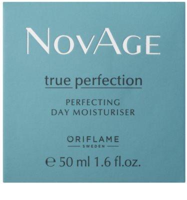 Oriflame Novage True Perfection aufhellende und feuchtigkeitsspendende Creme für perfekte Haut 2