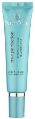 Oriflame Novage True Perfection роз'яснюючий крем для шкіри навколо очей з кофеїном