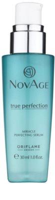 Oriflame Novage True Perfection rozjasňující sérum pro jednotný tón pleti