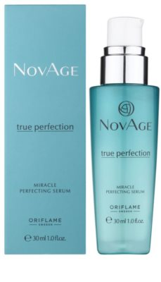Oriflame Novage True Perfection sérum iluminador para tom da pele unificado 1