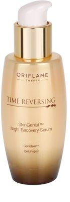 Oriflame Time Reversing sérum de noite renovador 1