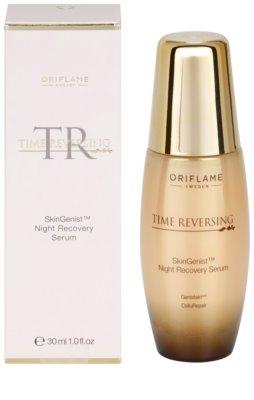 Oriflame Time Reversing sérum de noite renovador 2