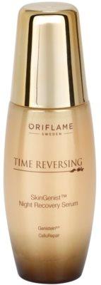 Oriflame Time Reversing sérum de noite renovador
