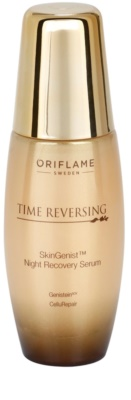 Oriflame Time Reversing нічна відновлююча сироватка
