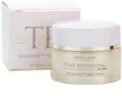 Oriflame Time Reversing noční krém pro mladistvý vzhled 2