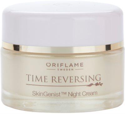 Oriflame Time Reversing нічний крем для молодшого вигляду
