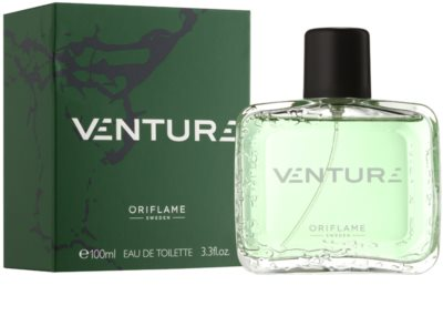 Oriflame Venture Eau de Toilette für Herren 2