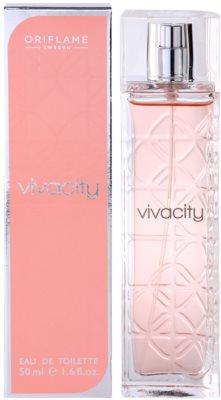 Oriflame Vivacity Eau de Toilette pentru femei