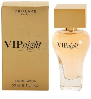 Oriflame VIP Night Eau de Parfum para mulheres