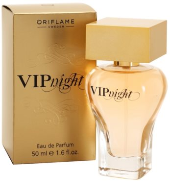 Oriflame VIP Night Eau de Parfum für Damen 1