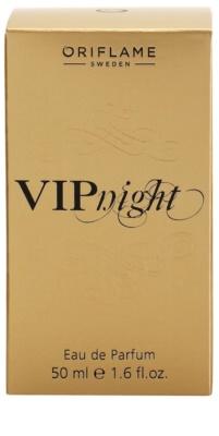 Oriflame VIP Night Eau de Parfum für Damen 4