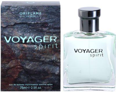 Oriflame Voyager Spirit eau de toilette férfiaknak