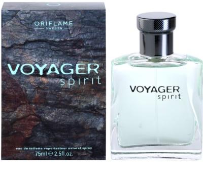 Oriflame Voyager Spirit eau de toilette para hombre