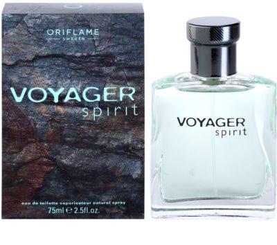Oriflame Voyager Spirit Eau de Toilette pentru barbati