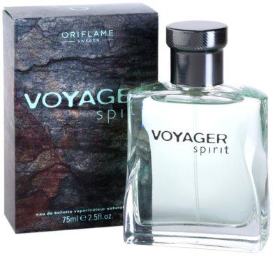 Oriflame Voyager Spirit eau de toilette para hombre 1