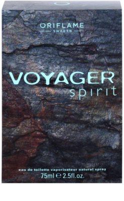 Oriflame Voyager Spirit Eau de Toilette para homens 4