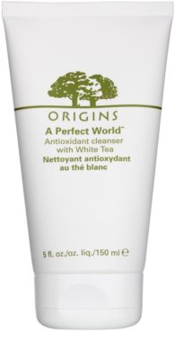 Origins A Perfect World™ čistilna penasta krema z belim čajem