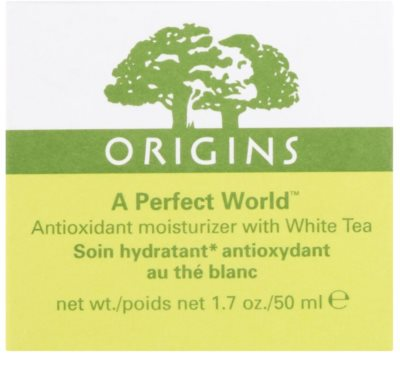 Origins A Perfect World™ creme facial antioxidante com chá branco 2