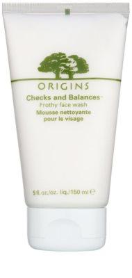 Origins Checks and Balances™ mousse de limpeza refrescante