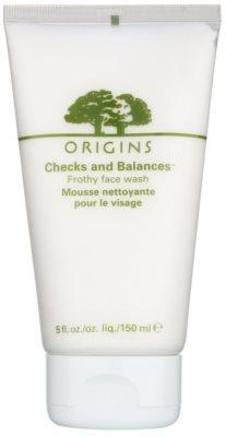 Origins Checks and Balances™ spuma racoritoare de curatare