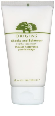 Origins Checks and Balances™ освіжаюча очищаюча пінка