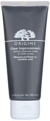 Origins Clear Improvement® mascarilla limpiadora para reducir el exceso de sebo y suavizar poros