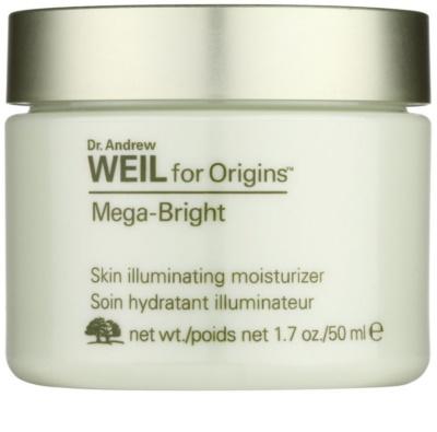 Origins Dr. Andrew Weil for Origins™ Mega-Bright Feuchtigkeitscreme zur Verjüngung der Gesichtshaut