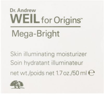 Origins Dr. Andrew Weil for Origins™ Mega-Bright зволожуючий крем для сяючої шкіри 2