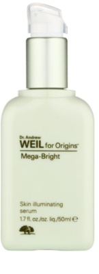 Origins Dr. Andrew Weil for Origins™ Mega-Bright озаряващ серум за лице