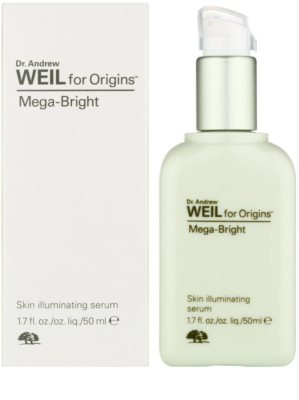 Origins Dr. Andrew Weil for Origins™ Mega-Bright aufhellendes Hautserum 1