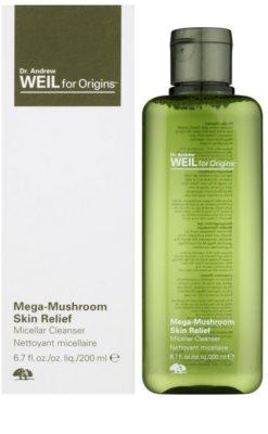 Origins Dr. Andrew Weil for Origins™ Mega-Mushroom почистваща мицеларна вода 1