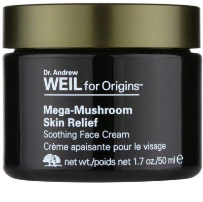 Origins Dr. Andrew Weil for Origins™ Mega-Mushroom Feuchtigkeitscreme zur Beruhigung der Haut
