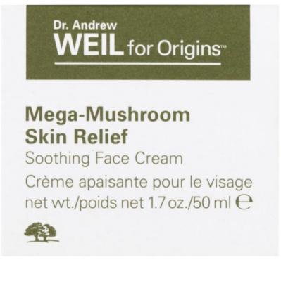 Origins Dr. Andrew Weil for Origins™ Mega-Mushroom hydratační krém pro zklidnění pleti 2