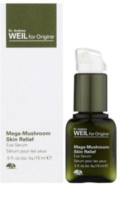 Origins Dr. Andrew Weil for Origins™ Mega-Mushroom ser pentru ochi impotriva cearcanelor si ochilor umflati 1