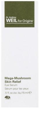 Origins Dr. Andrew Weil for Origins™ Mega-Mushroom ser pentru ochi impotriva cearcanelor si ochilor umflati 2