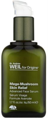 Origins Dr. Andrew Weil for Origins™ Mega-Mushroom інтенсивна заспокоююча сироватка