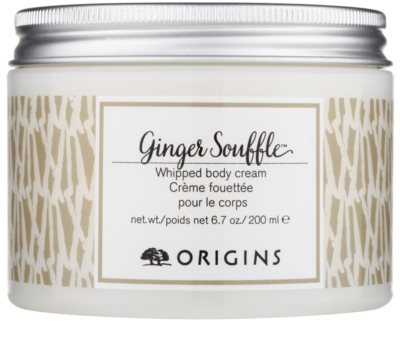 Origins Ginger Souffle™ relaxační krém na tělo