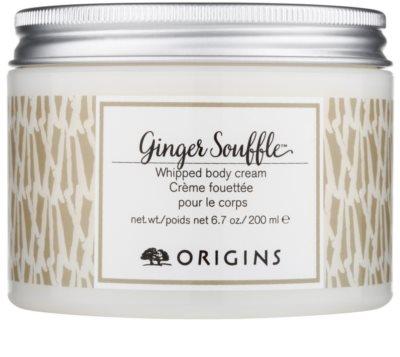 Origins Ginger Souffle™ relaxáló krém testre