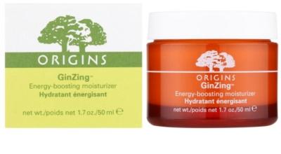 Origins GinZing™ Energie-Creme mit feuchtigkeitsspendender Wirkung 1