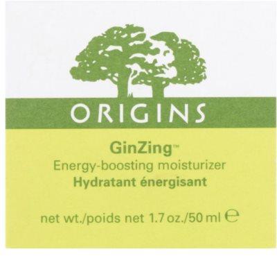 Origins GinZing™ Energie-Creme mit feuchtigkeitsspendender Wirkung 2