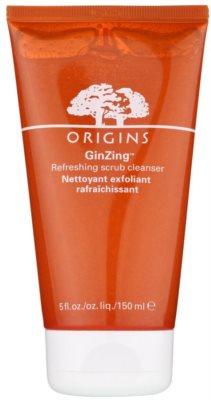 Origins GinZing™ peeling facial refrescante