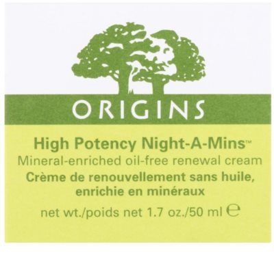 Origins High Potency Night-A-Mins™ crema de noche reparadora  para pieles normales y grasas 2