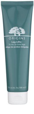 Origins Leg Lifts® stimuláló krém a fáradt lábra