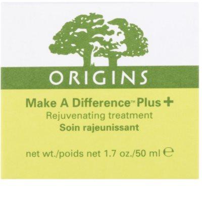 Origins Make A Difference™ lehký hydratační gelový krém 2