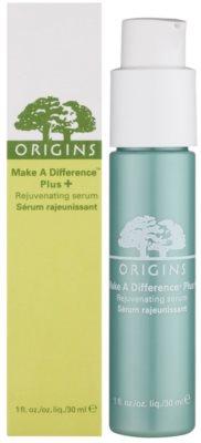 Origins Make A Difference™ sérum hidratante intenso 1