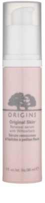 Origins Original Skin™ ser revigorant pentru o piele mai luminoasa